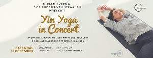 Yin Yoga in Concert - Utrecht @ Yogapoint Utrecht