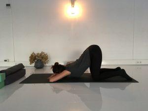 yin-yoga-sessie voor dankbaarheid-melding heart