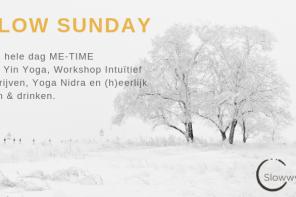 Slow Sunday 15 december