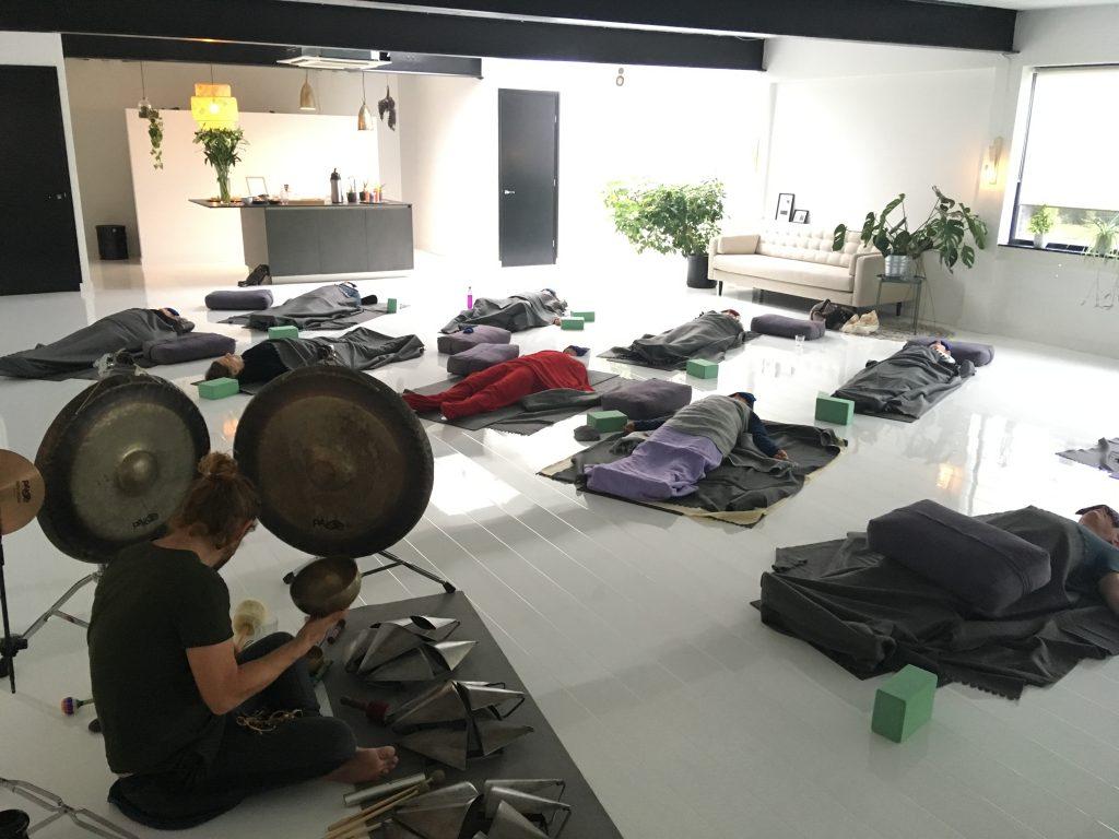 Yin Yoga Concert