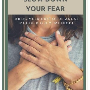 E-book Slow Down Your Fear